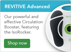Revitive advanced our most powerful and effective circulation booster featuring the IsoRocker.