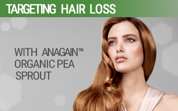 salon science anagain organic pea