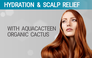 salon science hydration and scalp relief