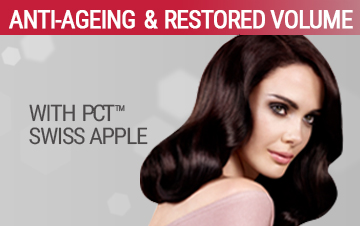 anti ageing & restored volume