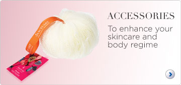 Sanctuary accessories - To enhance your skin care and body regime