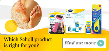 Which Scholl product is right for you?