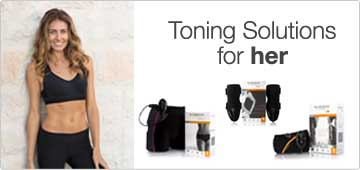 Slendertone toning solutions for her