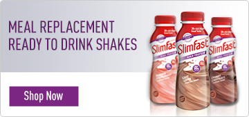 Meal replacement read to drink shakes