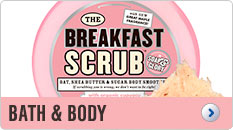 Soap and Glory bath and body