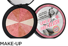 Soap and Glory make-up