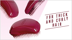 tangle teezer thick and curly hair brush