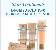 Time Delay Skin Treatments Targeted solutions to boost and revitalize skin
