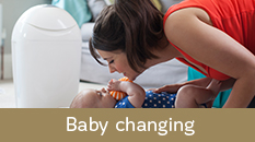 Tommee Tippee Baby Changing