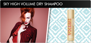 Sky High Volume Dry Shampoo