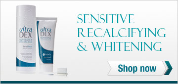 UltraDEX - Senstive & Recalcifying Whitening