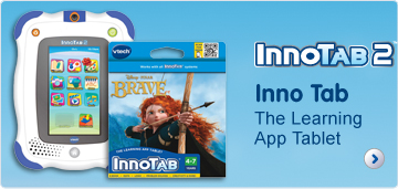 Innotab 2 The Learning App Tablet