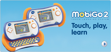 MobiGo 2 Tocu , Play, Learn