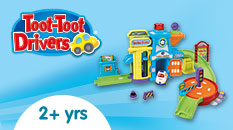 Vtech toot toot drivers two plus years