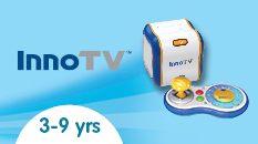 Vtech Inno TV 3-9 years