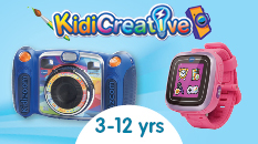 Vtech Kidi creative 3-12 years