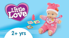 Vtech Little love 2 plus years