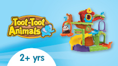 Vtech Toot-Toot animals 2 plus years
