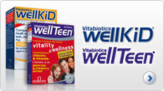 Vitabiotics WellKid and Vitabiotics WellTeen tablets
