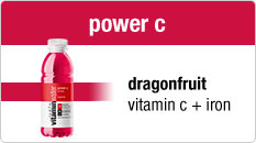Vitamin Water Power C