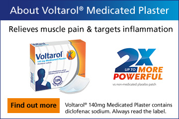 About Voltarol Medicated Plaster