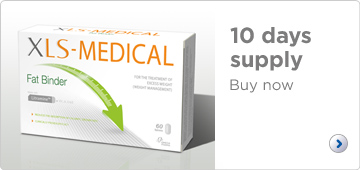 XLS Medical Fat Binder 10 days supply