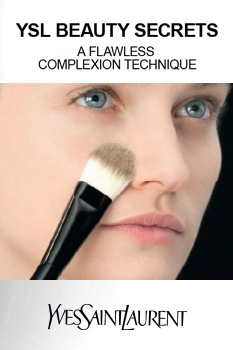 YSL Beauty Secrets: A flawless complexion technique