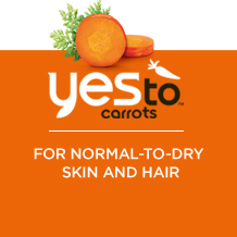 Yes to carrots - for normal to dry skin and hair