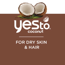 Yes to coconut - for dry skin and hair