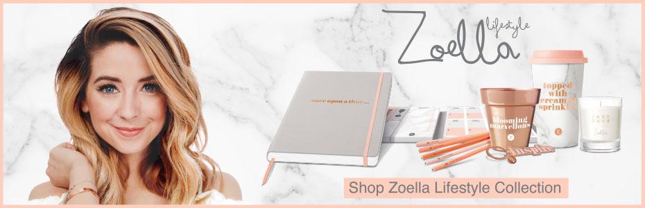 Zoella Lifestyle | Zoella Suggs | Zoella Gifts - Boots
