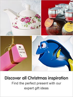 Discover all our christmas inspiration. Find the perfect present with our expert gift ideas