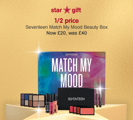 Seventeen Match My Mood gift Only £20