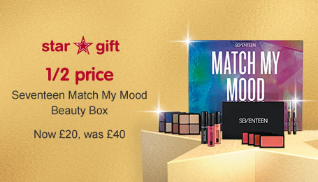 Seventeen Match my Mood Only £20