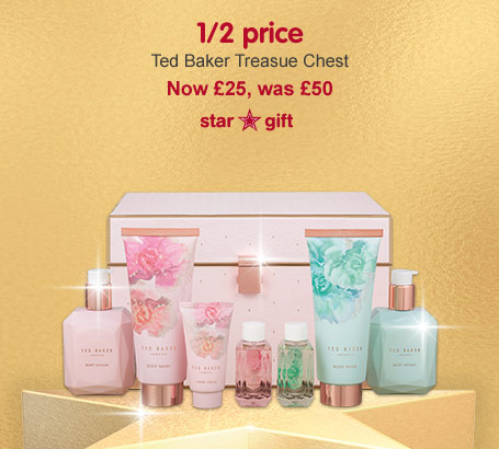 half price ted baker