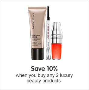Save 10% when you buy 2 or more beauty products