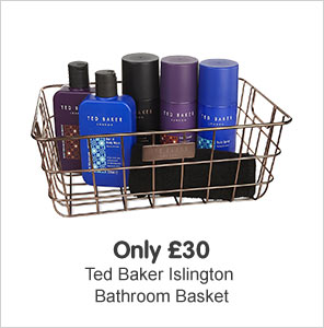 Ted Baker Bathroom Basket Only £30