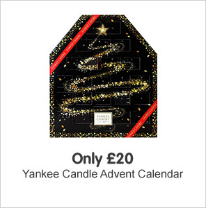 Yankee Candle Calendar only £20