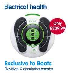 Revitive IX- Exclusive to Boots (As Seen On TV)