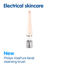 New Philips VisaPure Facial Cleansing Brush