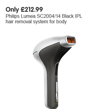 Only £212.99 Philips Lumea SC2004/14