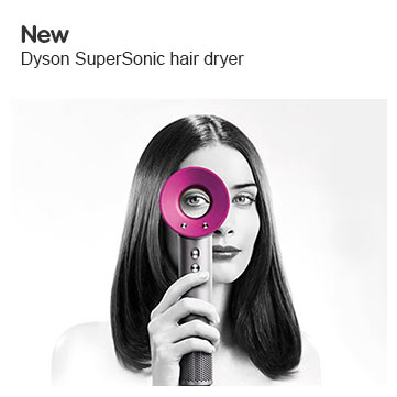 New Dyson Supersonic Hairdryer