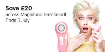 save £20 on magnitone barefaced range