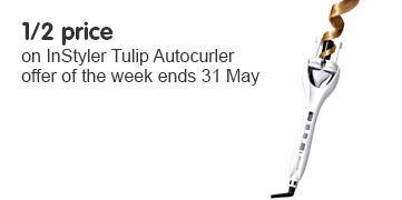 Half Price on Instyler Autocurler