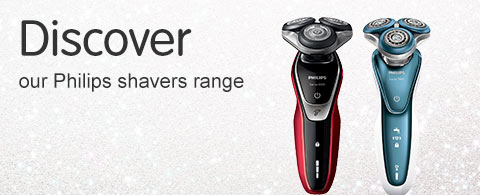 Discover our philips shavers range