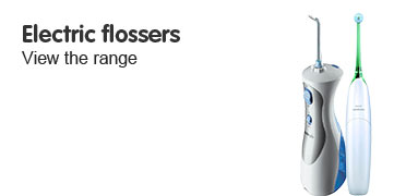 Electric flossers