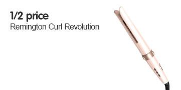 1/2 price Remington curl revolution