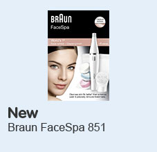 New Braun Face 851