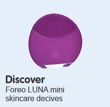 Discover Foreo LUNA mini skincare devices
