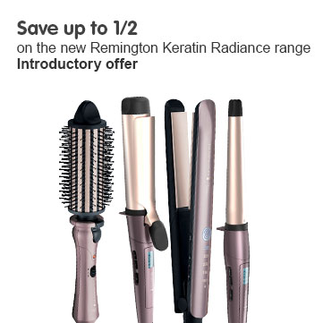 Save up to 1/2 on the new remington