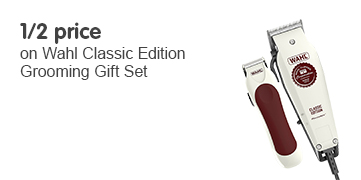 1/2 price on Wahl Classic